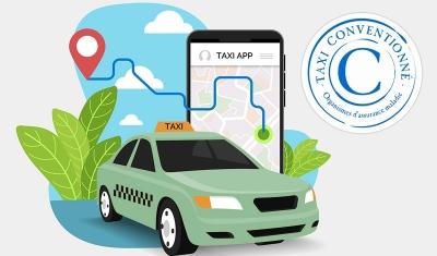 Comment appeler un taxi conventionné