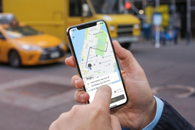 L'application iPhone pour partager son taxi