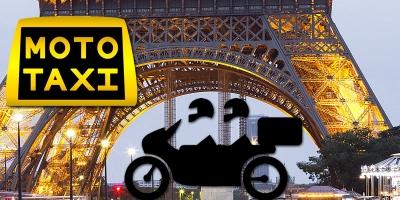 La Moto Taxi, moyen de transport magnifique