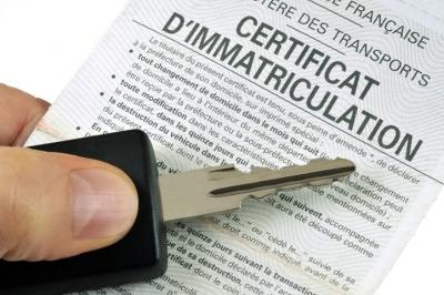Les formalités concernant la carte grise  lors de la vente d'un véhicule