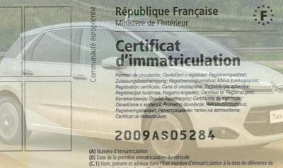 Quelles démarches pour immatriculer un véhicule d'occasion provenant de l'étranger ?